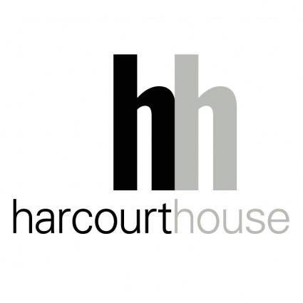 free vector Harcourt house