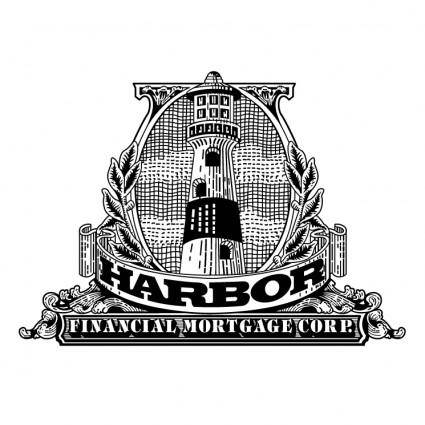 free vector Harbor fiancial mortgage corp