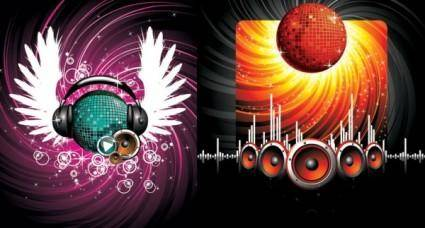 2 the trend of musical elements vector