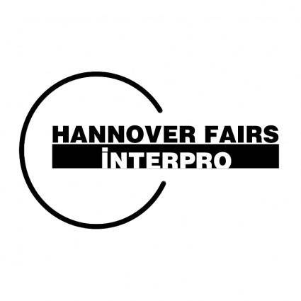 free vector Hannover fairs interpro