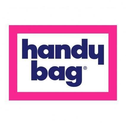 free vector Handy bag