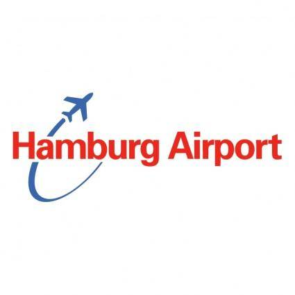 free vector Hamburg airport