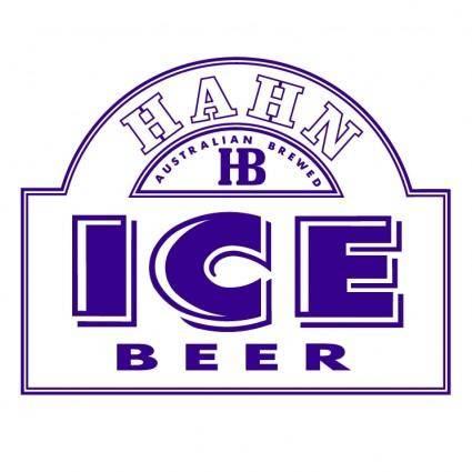 Hahn ice
