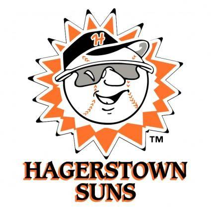 Hagerstown suns 0