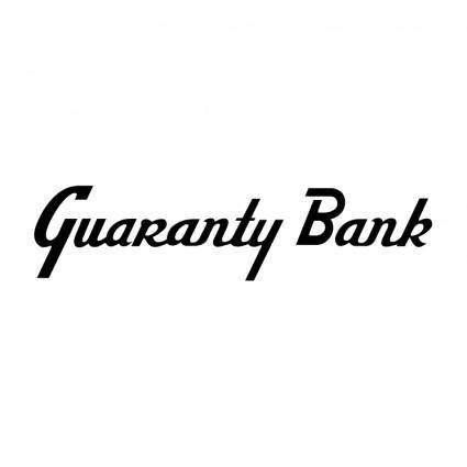 free vector Guaranty bank
