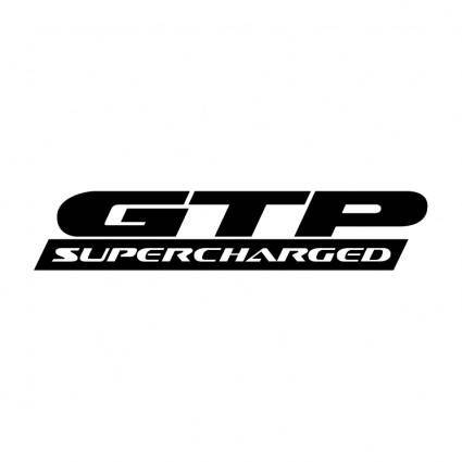 free vector Gtp supercharged