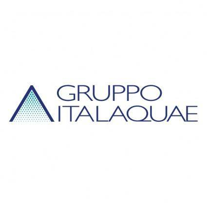 free vector Gruppo italaquae