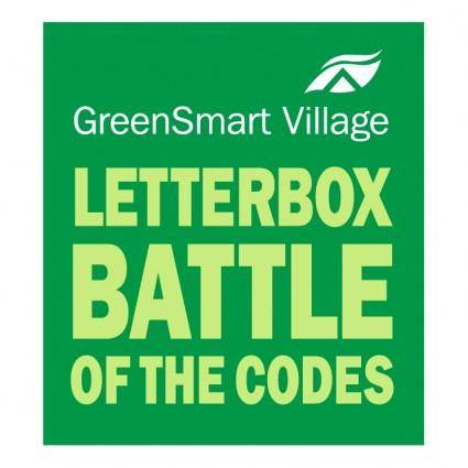 free vector Greensmart village