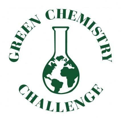 free vector Green chemistry challenge
