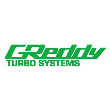 free vector Greddy turbo systems