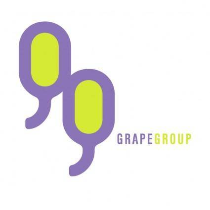 free vector Grape group