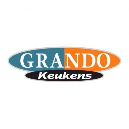 free vector Grando keukens