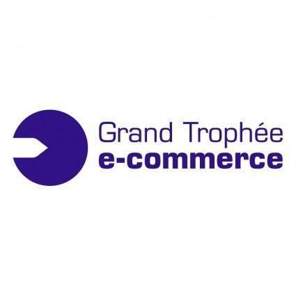 free vector Grand trophee e commerce