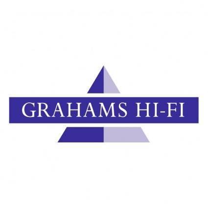 free vector Grahams hi fi