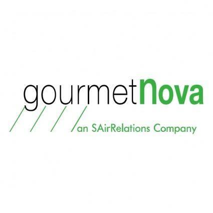 Gourmet nova