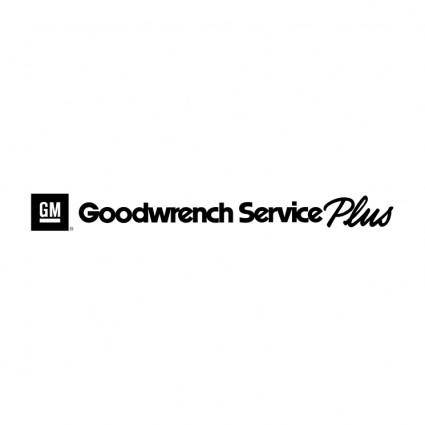 free vector Goodwrench service plus