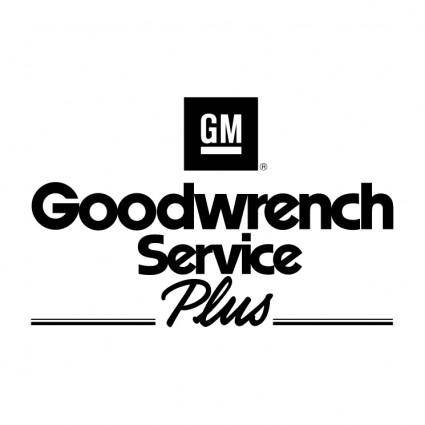free vector Goodwrench service plus 0