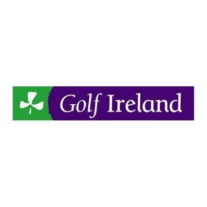 free vector Golf ireland