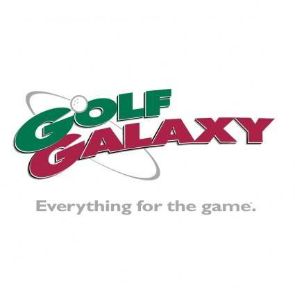 free vector Golf galaxy