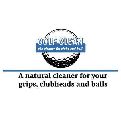 Golf clean