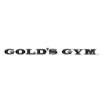 free vector Golds gym 1