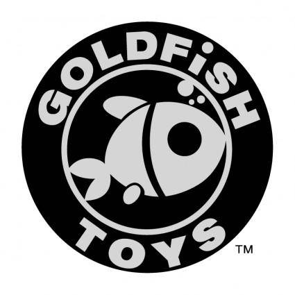 free vector Goldfish toys