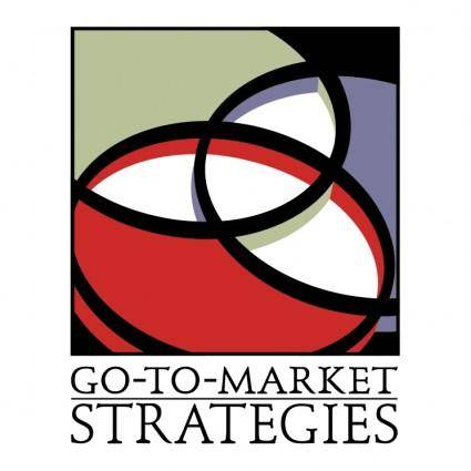 free vector Go to market strategies