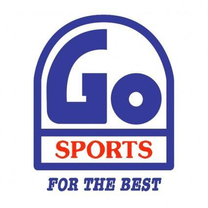 free vector Go sports