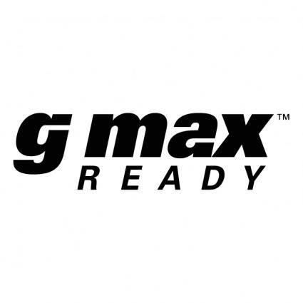 Gmax ready
