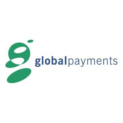 free vector Global payments