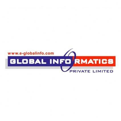free vector Global informatics pvt ltd