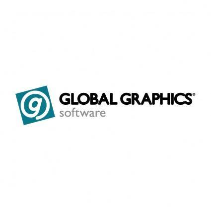 Global graphics software