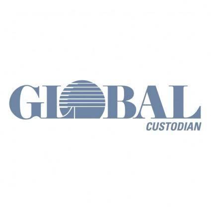 free vector Global custodian