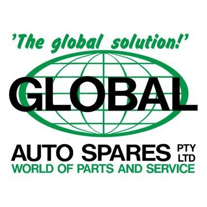 Global auto spares