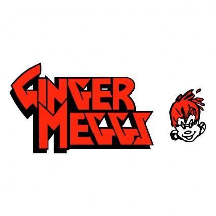 free vector Ginger meggs