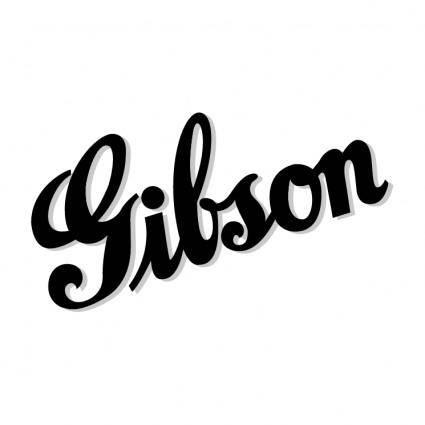 free vector Gibson 3