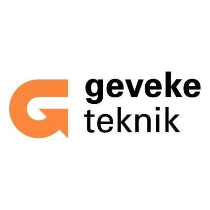 free vector Geveke teknik