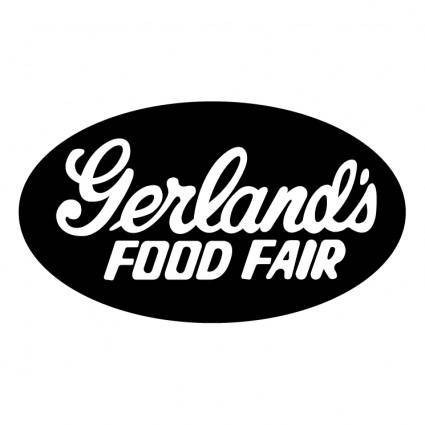 Gerlands food fair