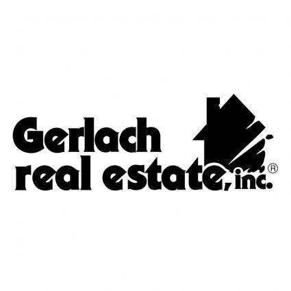 free vector Gerlach real estate