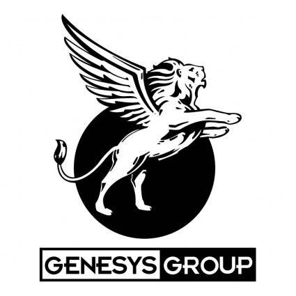 free vector Genesys group