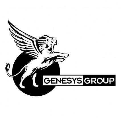 free vector Genesys group 0