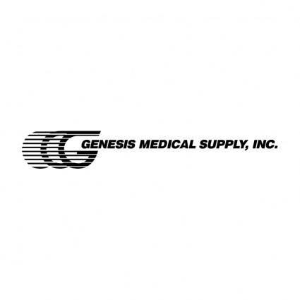 free vector Genesis medical supply