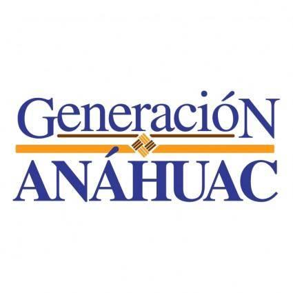 free vector Generacion anahuac