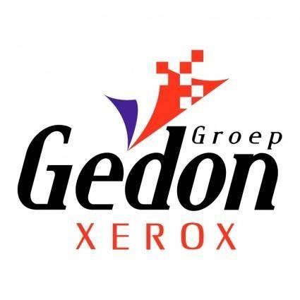 Gedon groep xerox