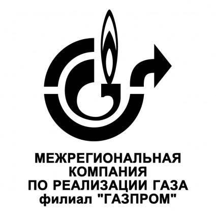 free vector Gazprom filial