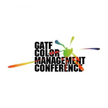 Gatf color management conference