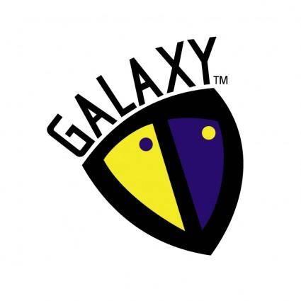 free vector Galaxy 1