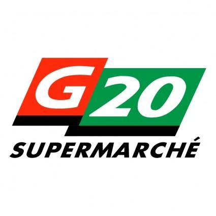 free vector G 20