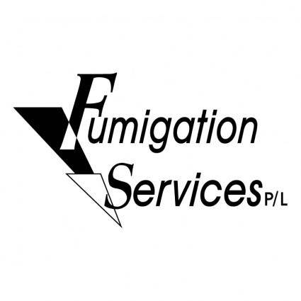 free vector Fumigation services