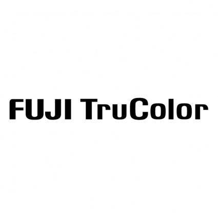 free vector Fuji trucolor